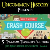 Crash Course World History 01: Agricultural Revolution - 5