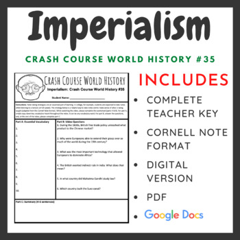 Crash Course World History: Imperialism #35