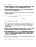 Crash Course World History Renaissance Video Guide Worksheet