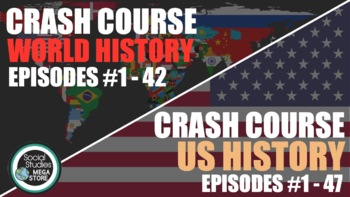 Crash Course World History US History All Episodes
