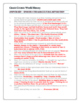 Crash Course World History Worksheets Episodes 1-5