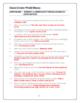 Crash Course World History Worksheets Episodes 11-15