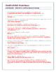 Crash Course World History Worksheets Episodes 31-35