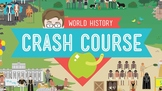 Crash Course World History ep 1-40 viewing guides