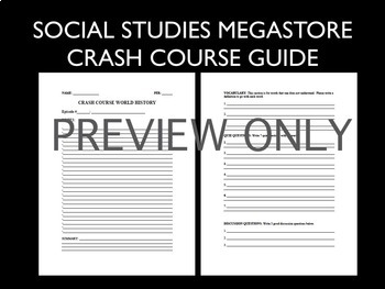 Crash Course World History WWI-Globalization