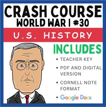 Crash Course U.S. History: World War I #30