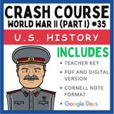 Crash Course U.S. History: World War II (Part I) #35