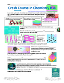Crash Course in Chemistry 34 Network Solids and Carbon