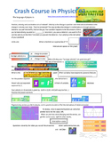 Crash Course in Physics 2 - Derivatives