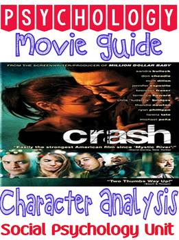 Psychology Crash Movie Guide and Analysis for Social Psychology