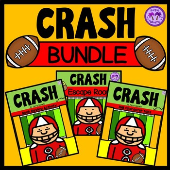 Crash Novel BUNDLE (Jerry Spinelli)