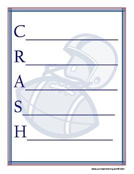 Crash-Novel Book Report