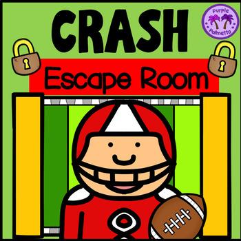 Crash Novel Escape Room Jerry Spinelli