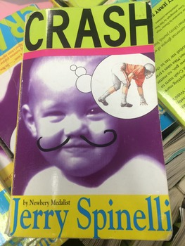 Crash Novel Review Game