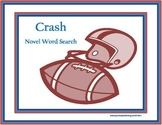 Crash-Novel Word Search