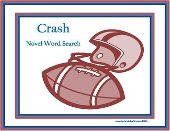 Crash-Novel Word Search