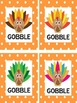 Crash! Thanksgiving Sight Word Game