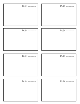 Crash, by J. Spinelli, Vocabulary Word Packet
