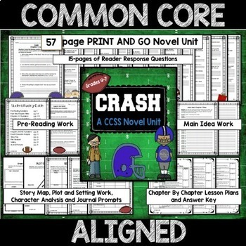 crash character analysis