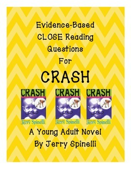 Crash by Jerry Spinelli Close Reading Questions