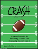 Crash by Jerry Spinelli - NO PREP Journal Entries