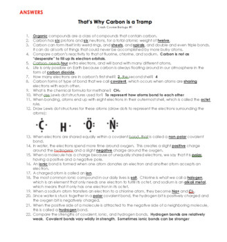 Crash Course Biology #1-20 Bundle (Crash Course Video Guides plus more!)