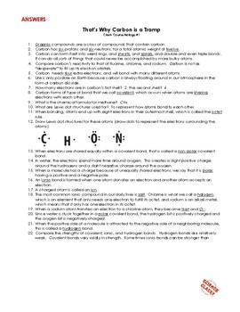 CrashCourse Biology #1 Carbon