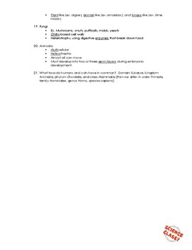 CrashCourse Biology #19 Taxonomy