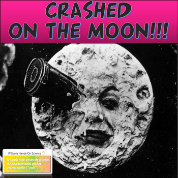 Crashed on the Moon