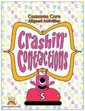 Crashin' Contractions: {Apostrophe S} Word Work ('s)