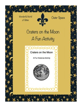 Craters on the Moon!