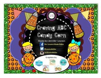 Craving ABC Candy Corn