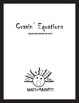 Craving Equations - Math Equation Review
