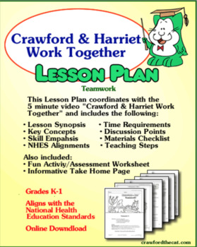 Crawford and Harriet Work Together