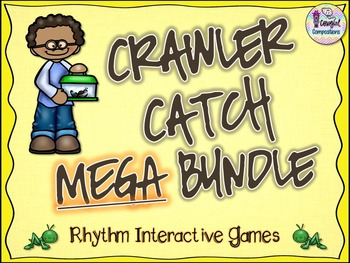 Crawler Catch MEGA Bundle