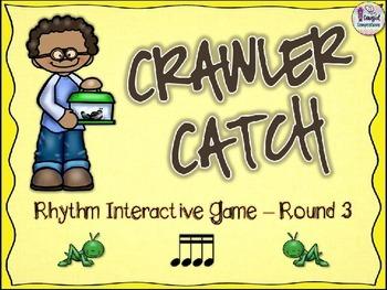 Crawler Catch - Round 3 (Tika-Tika)
