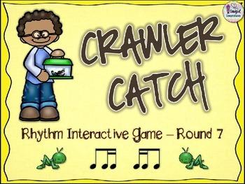 Crawler Catch - Round 7 (Ti-Tika and Tika-Ti)