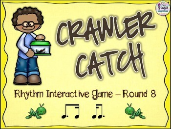 Crawler Catch - Round 8 (Tim-Ka and Ka-Tim)