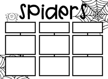 Crawling for Spiders- All About Spiders book