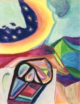 Crayon Abstracts