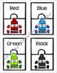 Crayon Basic Colors Puzzle