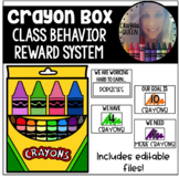 Crayon Box Classroom Reward System