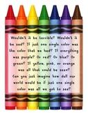 Crayon Box that Talked