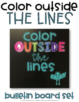 Crayon Bulletin Board Quote Set