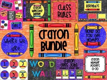Crayon Bundle