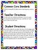 Crayon Clean-Up Sight Words! Third Grade List Pack