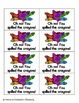 Crayon Clean-up Phonics: Ending Digraphs Pack