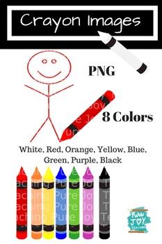 Crayon Clip Art images, PNG artclip
