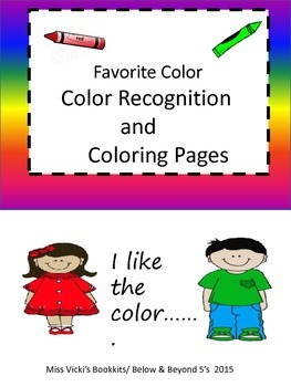 Crayon Color Journal Starter Pages