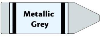 Crayon Color Labels- 16 colors